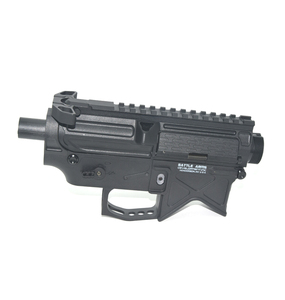 Image 4 - XPOWER BD556 Airsoft Accessories Receiver AEG Body Nylon Metal Gel Split Gearbox Paintball Outdoor Sports