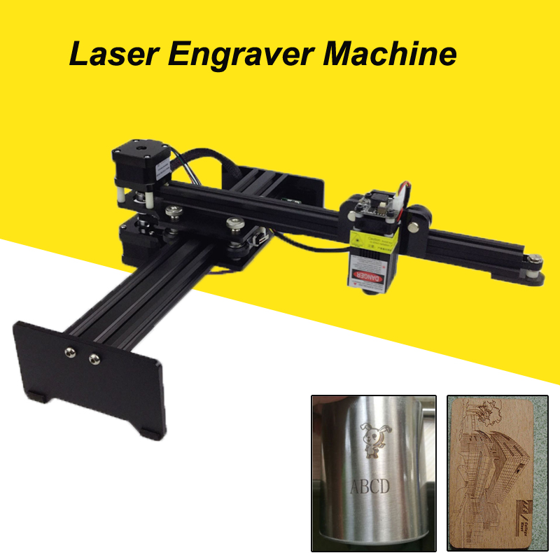 5W 12V DIY Laser Engraver Machine Mini CNC Laser Engraving Machine Stone Metal Wood Router Mini Marking Machine Advanced Toys