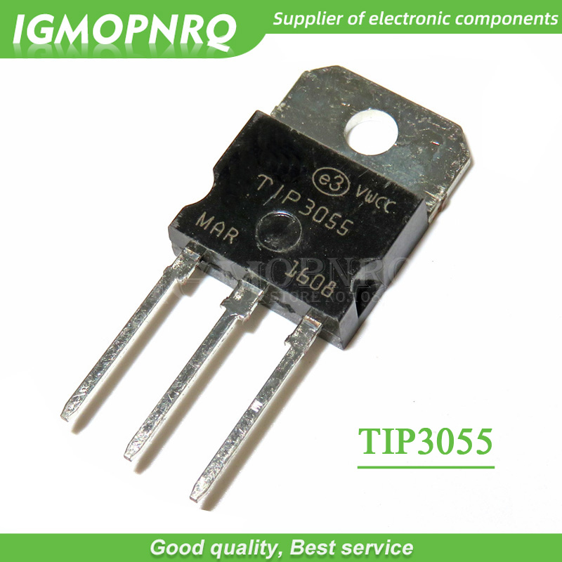 5pcs TIP36C TIP36 Power Transistor 25A 100V PNP bipolar