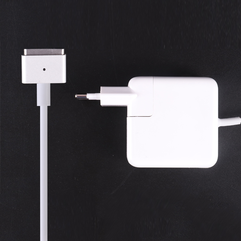 60W Magnetic T-tip Replacement Power Adapter Charger For Apple Macbook Air Pro 13