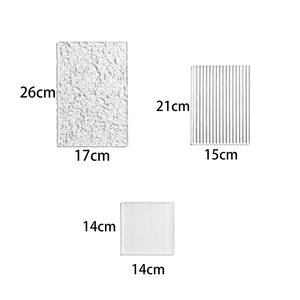 Image 5 - Plaque dombre à ondulation deau, accessoires de fond pour photographie acrylique, effet ondulé fin transparent, parfum, cosmétiques, accessoires de photographie