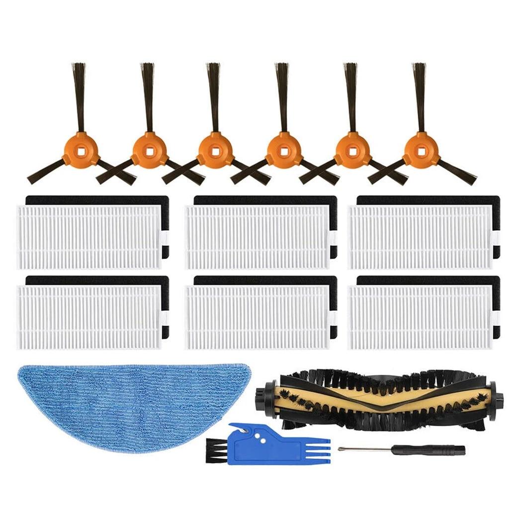 5Pcs Mop Cloth Tool Kits For Yeedi K700 Vacuum Cleaner Vacuum Part Accessory