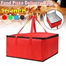 Изолированная сумка-холодильник 16 дюймов, складной Теплоизоляционный мешок для пикника, переносной мешок для льда, пищевых продуктов, мешо...