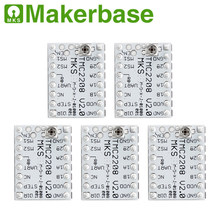 5PCS Makerbase MKS TMC2208 V2.0 Stepper Motor Driver StepStick 3D Printer Parts For ELF CY300 3D printer TMC2208
