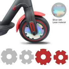 Wheel-Sticker Motor-Protective-Cover M365 Electric-Scooter for 1-Pair Pvc-Parts Scratch-Resistant-Strips