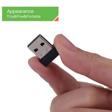 Mini ANT+USB Stick Adapter Dongle ANT USB Stick Adapter Portable for Garmin for Zwift for Wahoo cycling Garmin Forerunner high quality mini size dongle usb stick adapter for ant portable carry usb stick for garmin forerunner 310xt 405 hot sale