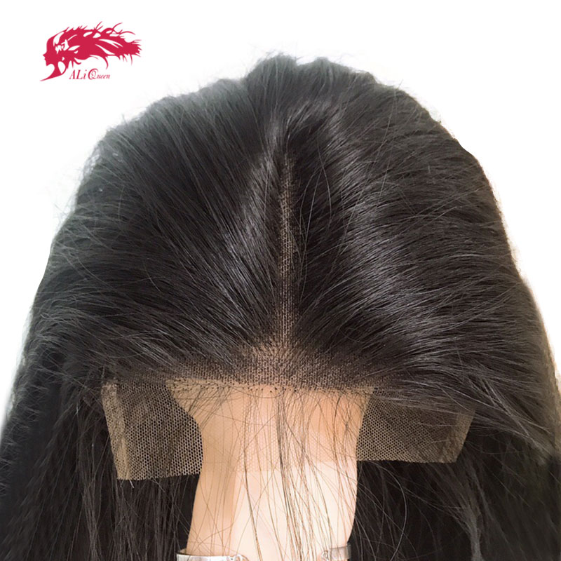 2/3pc Brazilian Straight Hair Bundles With 4x4 Lace Closure Wig Free/ Middle Part Transparent/HD/Swiss Lace Remy Human Hair Wigs