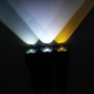 Image 5 - Litwod Z20 ライト & 照明cree xm l L2 T6 Q5 led懐中電灯戦術的な光アルミ防水ズーム可能なランタン