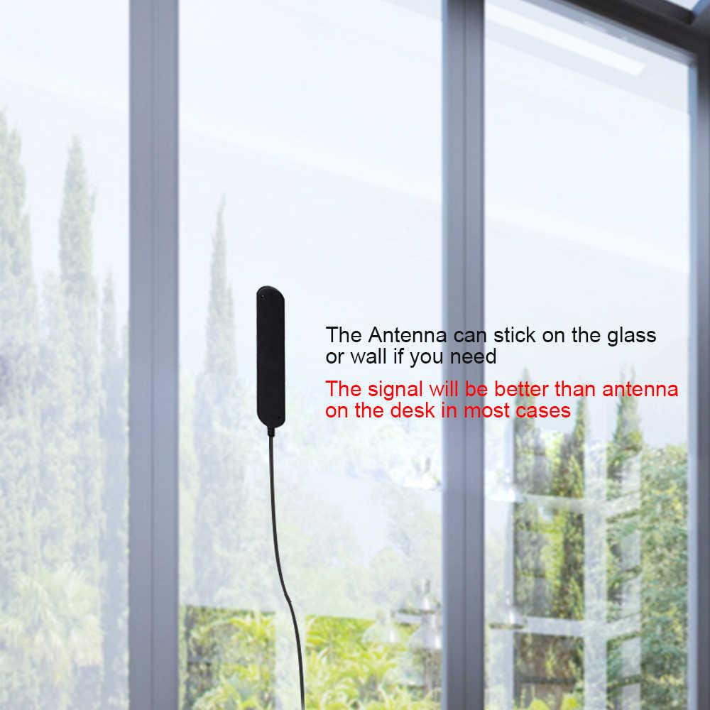 3G LTE אנטנת 4G מודם אנטנת WiFi SMA זכר 16dBi 3M כבל 700-2700Mhz עבור huawei B310 B315 ZTE dongle נתבים