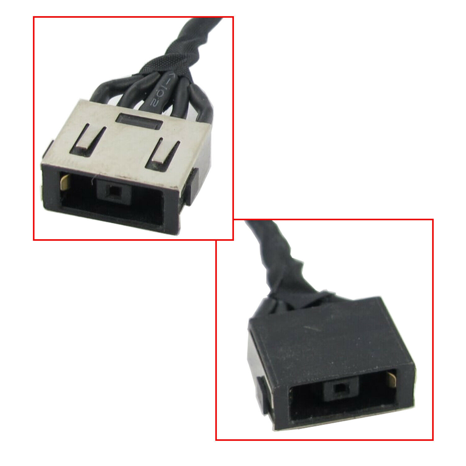 1x  NEW Lenovo IdeaPad G70-70 G70-80 DC power jack with cable harness connector