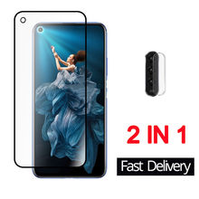 2PCS Camera Protector For Honor 20 Pro Tempered Glass For Huawei Honor 20 YAL-L21 YAL-L41 Protective Glass On honer 20 Len Film(China)