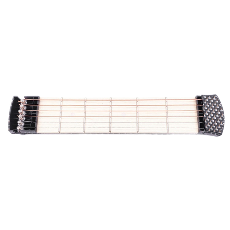 Portable Pocket Piano Pocket Guitar Chord Conversion Exerciser Guitar Practice Tool