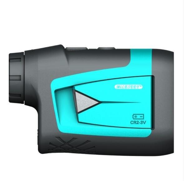 600M Laser télémètre portée 6X focalisation fixe télémètre Portable infrarouge haute précision règle électronique