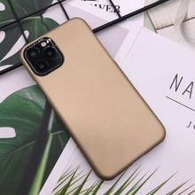 ישן BW07 (6308) הסיליקון מקרה עבור iphone 11 פרו רך חזרה כיסוי צבעים בוהקים