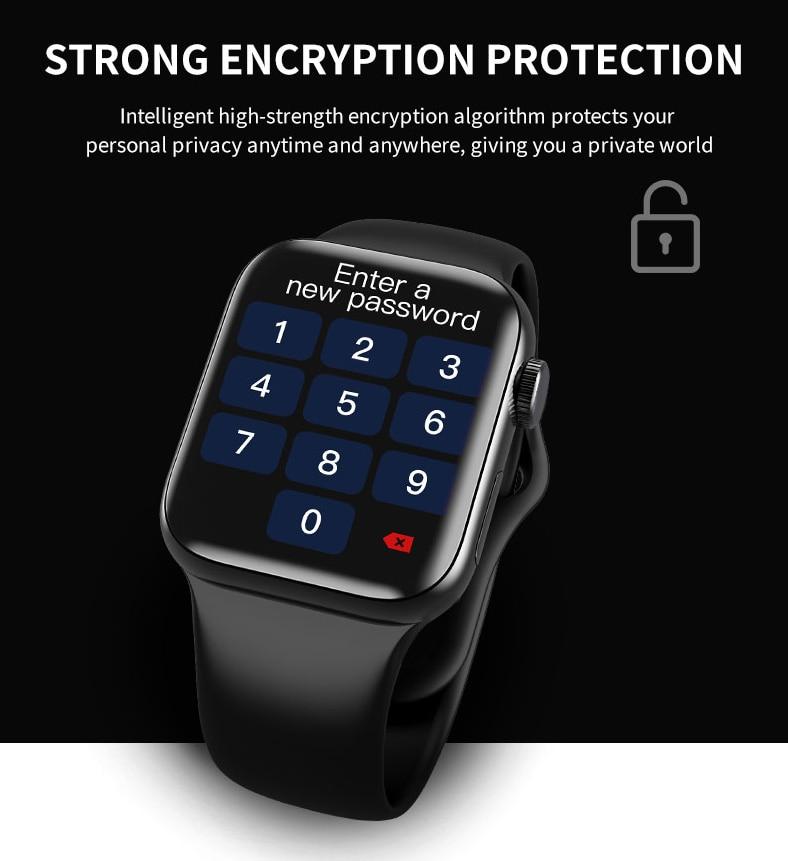 HW16 Smartwatch 7
