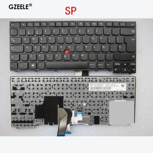 Spanish Keyboard for lenovo ThinkPad L440 L450 L460 L470 T431S T440 T440P T440S T450 T450S e440 e431S T460 SP Without backlight