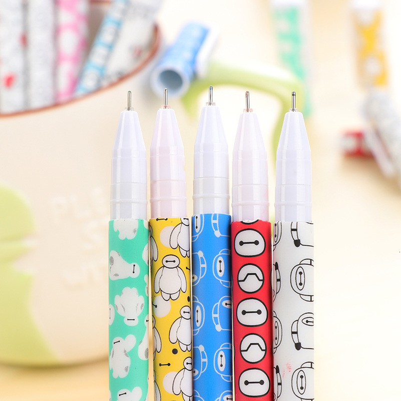 10-Pcs-Lot-Color-Pen-Gel-Pens-Kawaii-Pen-Boligrafos-Kawaii-Canetas-Escolar-Cute-Korean-Stationery (3)