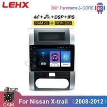 LEHX 2 + 32G Android 9.0 Cho Nissan X Trail 2 T31 T32 XTrail 2 2007 2015 radio Đa Phương Tiện Video GPS RDS 2 Din Dvd