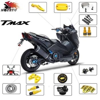 цена на For YAMAHA T-MAX tmax 500/530 T-MAX 530 SX/DX 2001-2019 CNC Motorcycle Handbar Brake clutch lever T-MAX 500 530 Engine oil cap