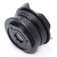 8mm F3.8 Manual Wide Angle Fisheye Lens for Olympus M43 MFT OMD EM5