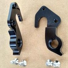 цена на 10pc CNC Bicycle gear rear derailleur hanger For Kalkhoff Track cross series Raleigh Rushhour Focus Whistler MECH dropout frames