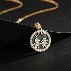Modna kobieta cyrkonia biżuteria ślubna 2021 nowa seksowna czarna powłoka 10 wzorów w stylu CZ naszyjnik biżuteria Party