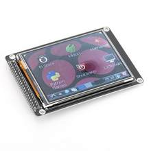 Smart touch tisch 3,2 zoll 320x240 TFT LCD Touchscreen mit TF Karte Slot für Arduino Mega 2560 r3 touch screen computer monitor(China)