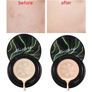 Sunisa Makeup BB Cream Mushroom Head Air Cushion Korean Cosmetics Concealer Oil Control Moisturizing Liquid Foundation CC Cream