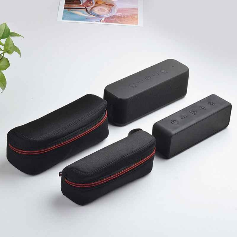 Anti Scratch Nylon Reise Tragetasche Lagerung Tasche Abdeckung für Anker Sound Core Boost Bluetooth Lautsprecher Zubehör