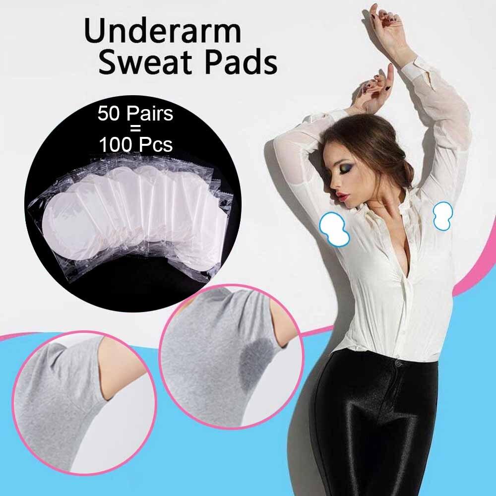 100/200/300/400 шт. Одноразовые подмышечные потовые прокладки для одежды, антипотовые впитывающие прокладки для подмышек, летние дезодоранты, защ...