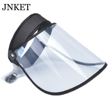 JNKET New Unisex Anti-Droplet Saliva Empty Top Hat Mask Safety Face Protection Proof Mask UV Protection Sun Hat тональная основа top face top face to059lwexeo1
