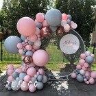 127Pcs Macaron Pink ...