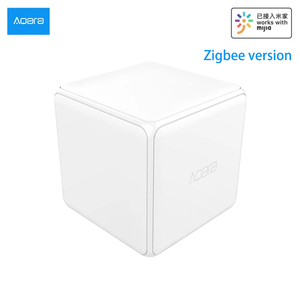 Image 1 - Aqara Magic Cube Controller Zigbee Version Controlled by Six Actions For Smart Home Device Work With Smart Home App