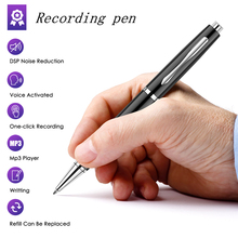 Voice-Recorder Small-Player Audio Digital Portable MP3 Professional 192kbps HIFI HD 8G
