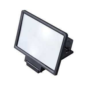 Video-Amplifier Foldable-Holder-Stand Phone Universal-Screen Movie Cell HD with