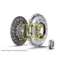 Сцепление к-т MB C W202/E W124/W210 2.2-3.0D 93-03 LUK 623 2155