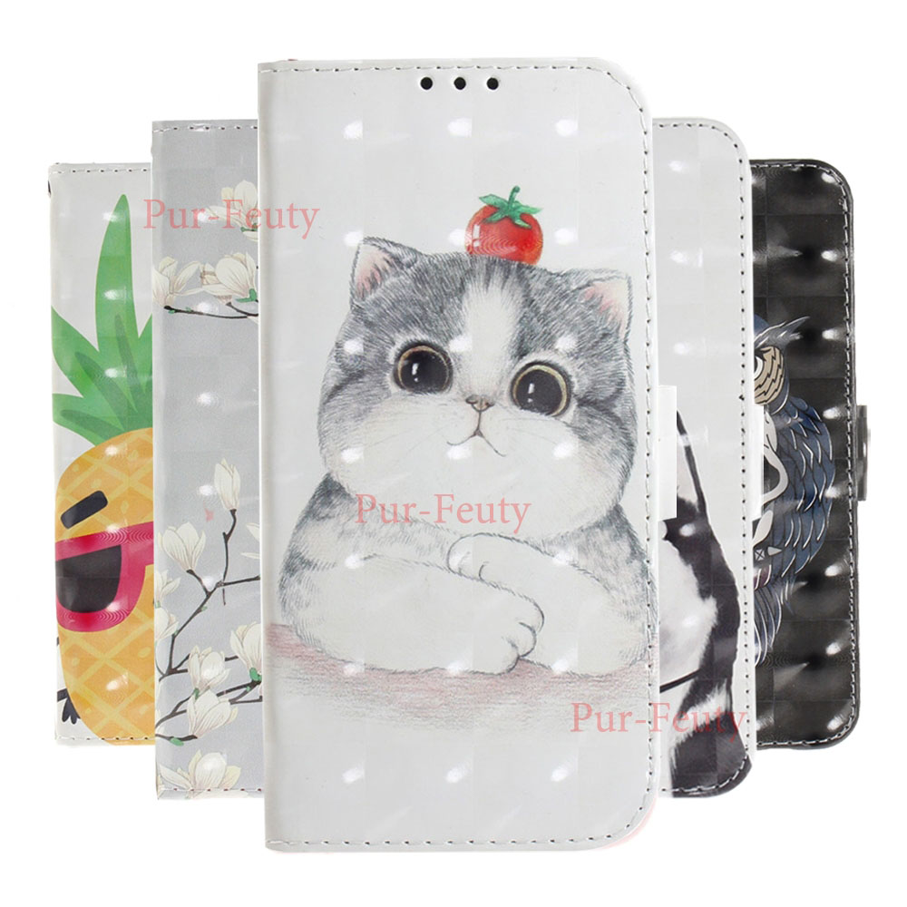 Case For <font><b>Samsung</b></font> <font><b>Galaxy</b></font> <font><b>A60</b></font> <font><b>A6060</b></font>/ds Cute Flip Leather Magnetic Wallet Card Stand Fashion Cover For <font><b>Galaxy</b></font> <font><b>A60</b></font> A 60 <font><b>SM</b></font> <font><b>A6060</b></font>/ds image