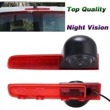 Caméra de recul étanche pour voiture, feu de stop élevé, pour T5 T6 Caravelle Multivan Transporter Van 2010 – 2017