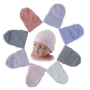 Newborn Beanie Hats Photo-Props Winter Stuff Comfy Baby Hospital Nursy-Cap Unisex Casual