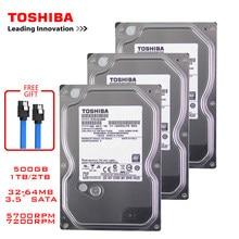 Toshiba 500 ГБ настольный компьютер hdd 3,5
