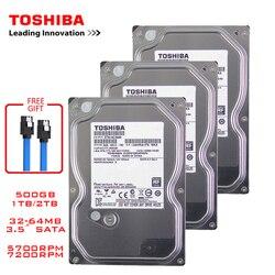 Toshiba 500GB desktop computer hdd 3.5