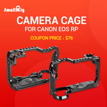 SmallRig Cage for canon eos rp protective cage video shooting camera cage accessories rig eos rp cage(China)
