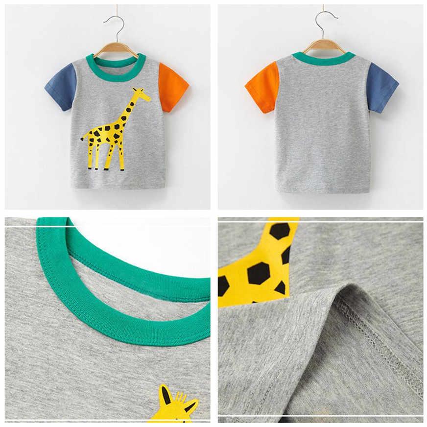 Orangemom nouveau 2020 été vêtements pour enfants garçons à manches courtes T-shirt enfants sweat enfant coton vêtements garçons T-shirt