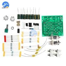 6J1 튜브 프리 앰프 헤드폰 파워 앰프 파워 앰프 튜브 버퍼 DIY 키트베이스 음악 충실도 X 10D 회로