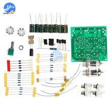 6J1 Tube Preamplifier Headphone Power Amplifier Power Amp Tube Buffer DIY Kit Base on Music Fidelity X 10D Circuit