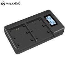 PALO NP-FZ100 NPFZ100 FZ100 зарядное устройство для sony Alpha a9, Alpha a7R III, A7R MARK 3, Alpha a7 III, A7 MARK 3