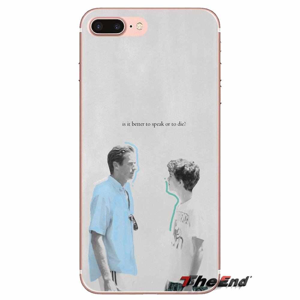 שיחת לי על ידי שלך שם סיליקון טלפון תיק מקרה עבור Huawei Honor 7X V10 6C V9 6A לשחק 9 Mate 10 פרו Y7 Y5 P8 P10 לייט בתוספת GR5 2017