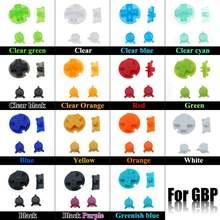 Сменные кнопки для набора yuxi 15 видов цветов сменные gameboy
