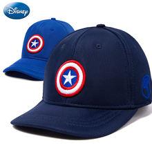 Оригинальная детская шапка disney marvel кепка для мальчиков
