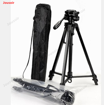 1.7 m SLR tripod micro single tripod mobile phone camera self-timer live broadcast bracket CD50 T03